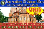 Tour Southern Of Vietnam 9days